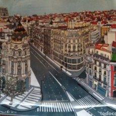 Vintage: PLATO DECORADO -VISTA ALEGRE-PORTUGAL. Lote 186284820