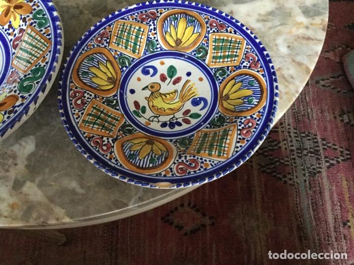 Vintage: Pareja platos Sanguino - Foto 3 - 187564011