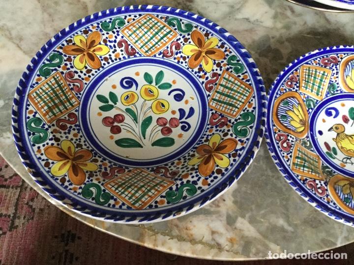 Vintage: Pareja platos Sanguino - Foto 4 - 187564011