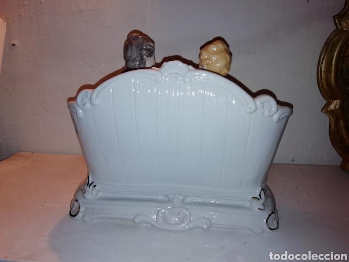 Vintage: Preciosa porcelana fina Japón con Puntilla. - Foto 3 - 188505240