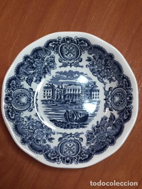 PLATO (Vintage - Decoración - Porcelanas y Cerámicas)
