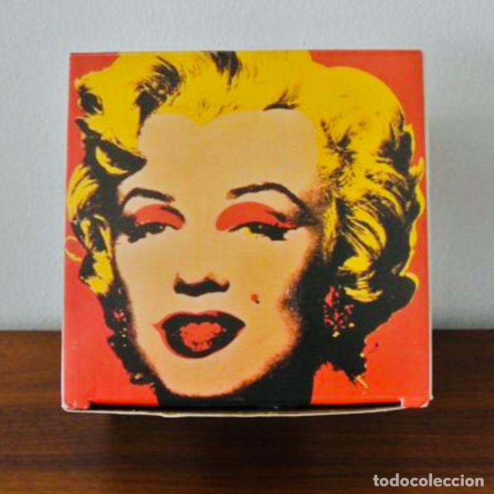 Vintage: Set 4 vasos Andy Warhol en su caja original jamás usados. Descatalogados piezas de coleccionista - Foto 5 - 191139821