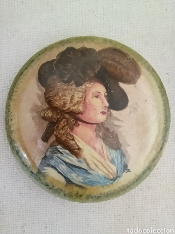 Vintage: Viejo Joyero porcelana - Foto 4 - 191174662