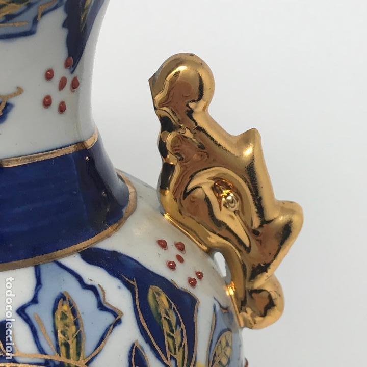 Vintage: Ánfora de porcelana china - Foto 6 - 192375503