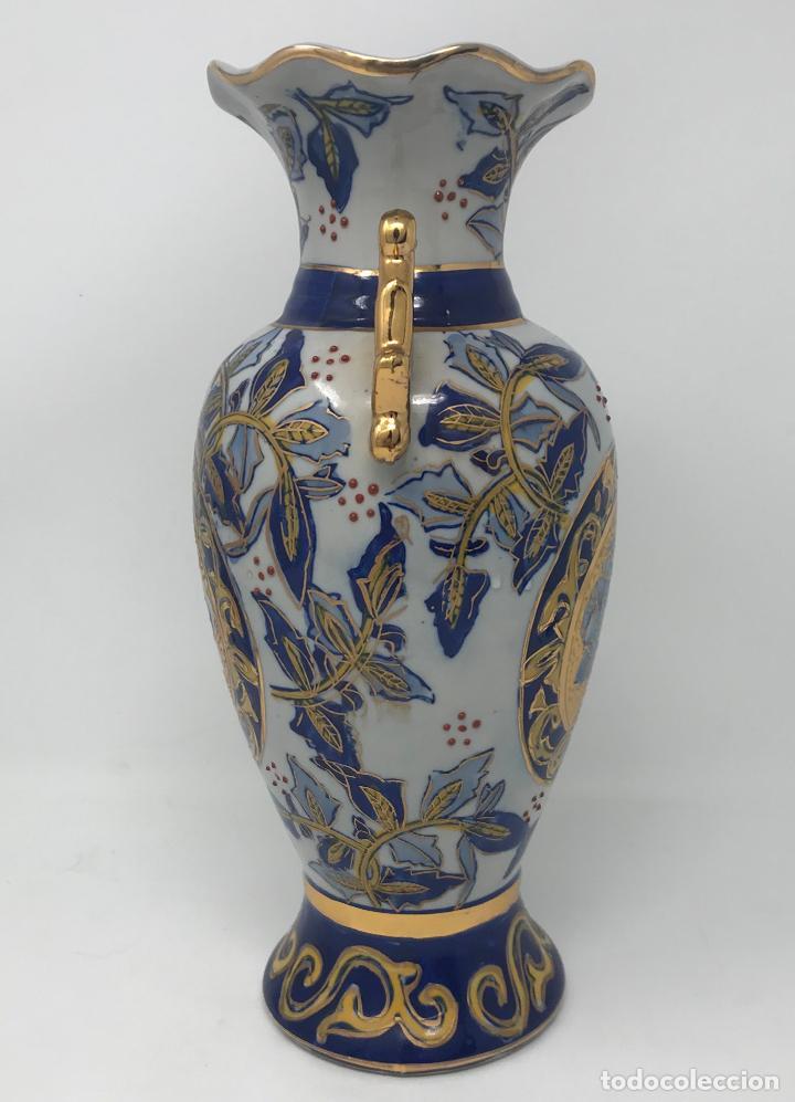 Vintage: Ánfora de porcelana china - Foto 2 - 192375503