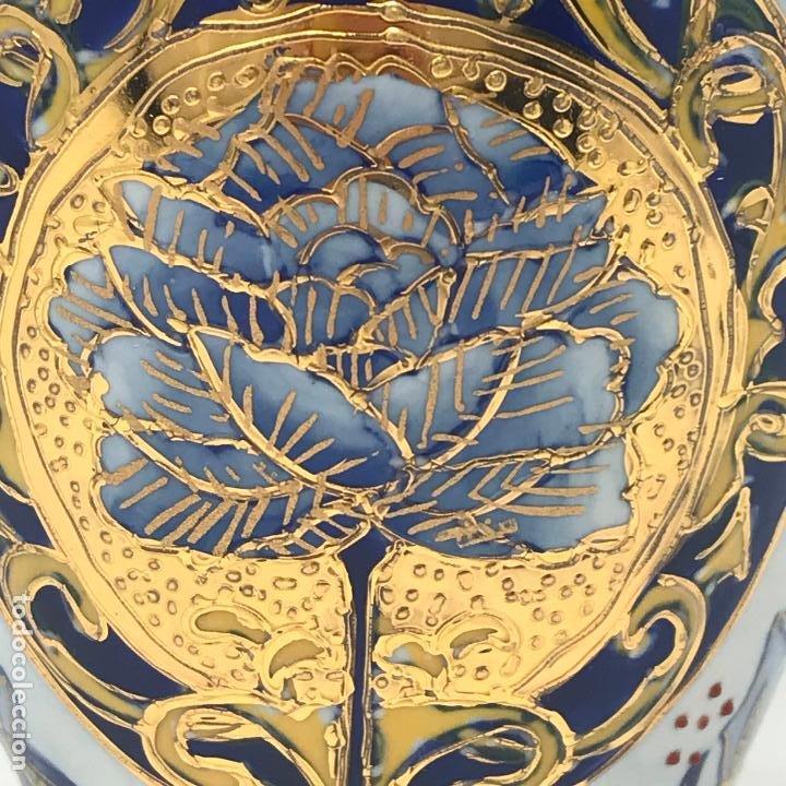 Vintage: Ánfora de porcelana china - Foto 4 - 192375503