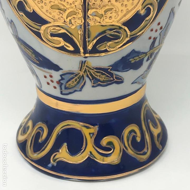 Vintage: Ánfora de porcelana china - Foto 9 - 192375503