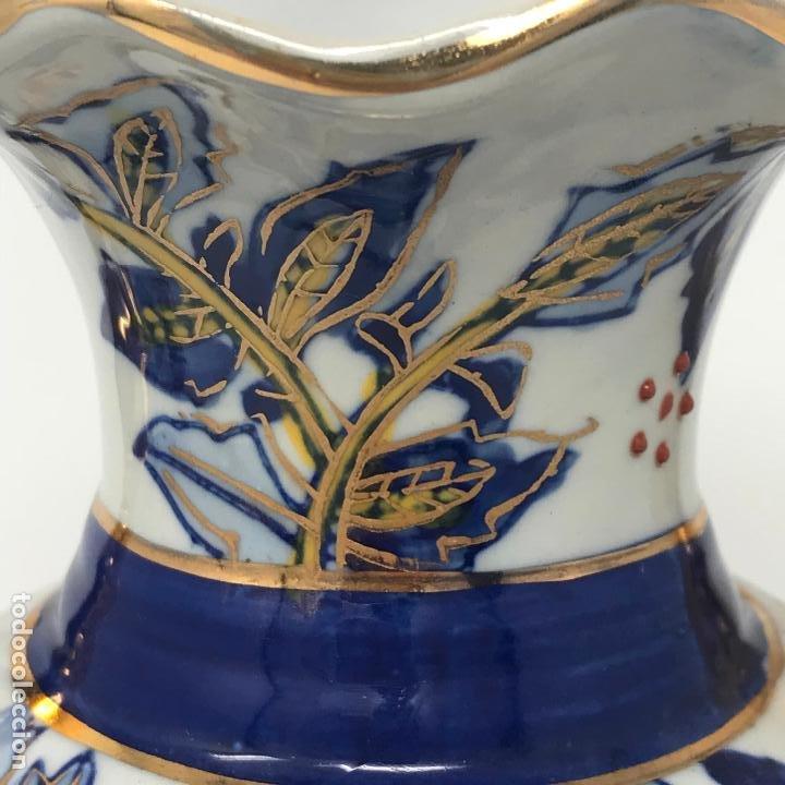 Vintage: Ánfora de porcelana china - Foto 10 - 192375503