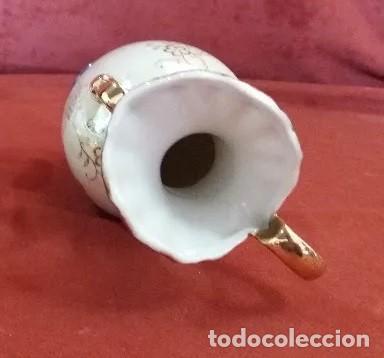 Vintage: VINTAGE JARRÓN TIPO ÁNFORA, PROFUSAMENTE DECORADO Y EN MUY BUEN ESTADO. - Foto 4 - 192620807