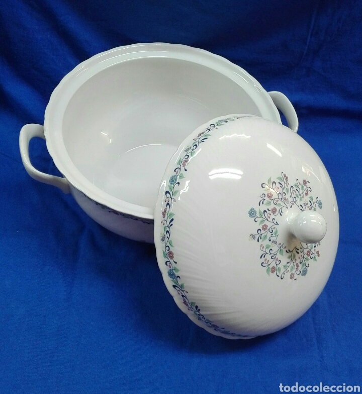 Vintage: Sopera de porcelana Royal China - Foto 2 - 192753723