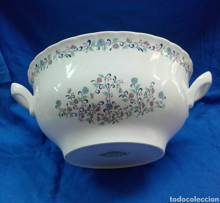 Vintage: Sopera de porcelana Royal China - Foto 4 - 192753723
