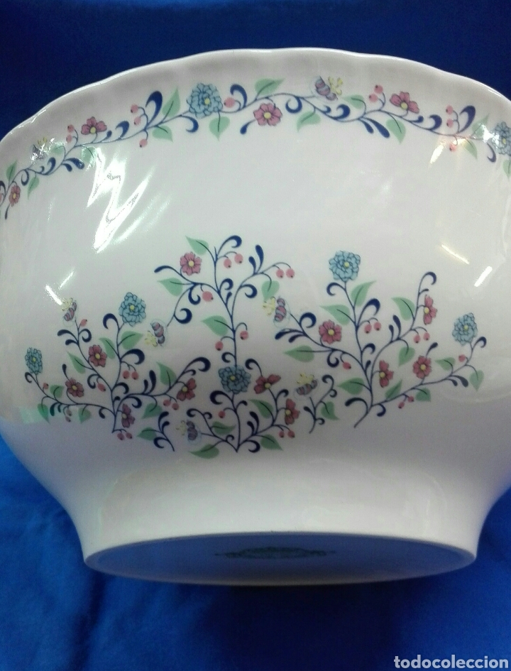 Vintage: Sopera de porcelana Royal China - Foto 5 - 192753723
