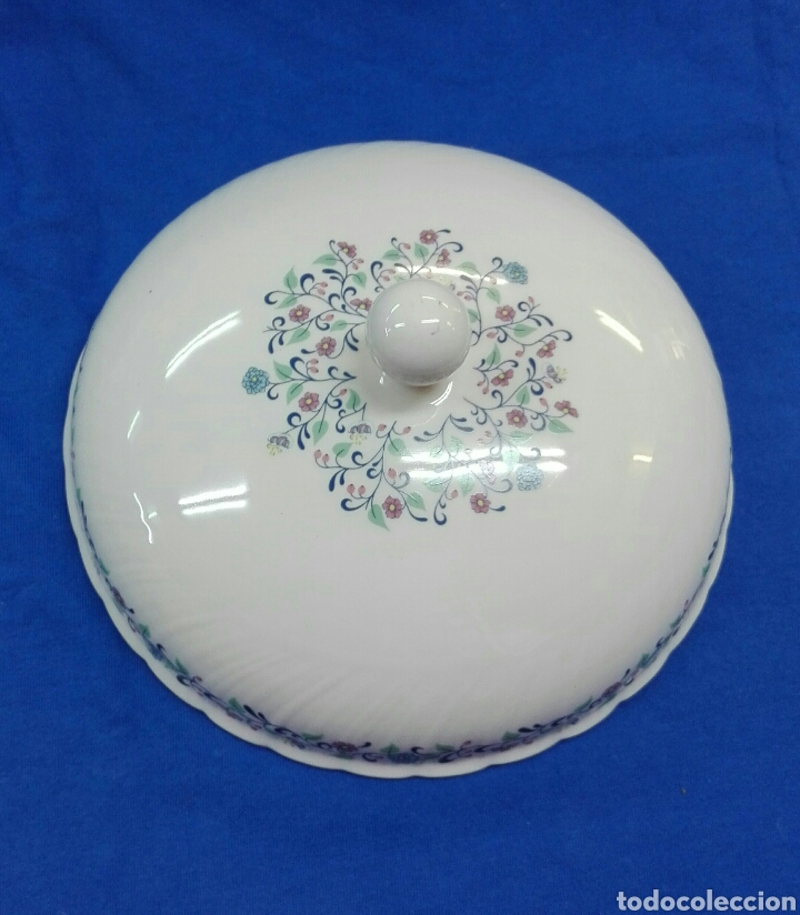 Vintage: Sopera de porcelana Royal China - Foto 6 - 192753723