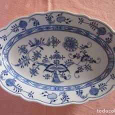 Vintage: BANDEJA-FUENTE DE PORCELANA HUTSTENREUTHER. Lote 194330298
