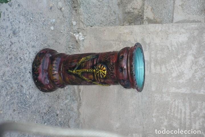 Vintage: Bastonero - Paraguero de Ceramica Vintage - Foto 6 - 194343857