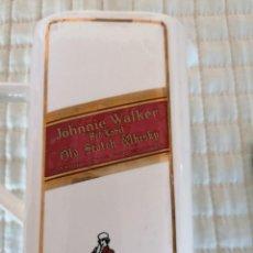 Vintage: JARRA MEDIO LITRO WHISKY JHONNY WALKER. Lote 194386931