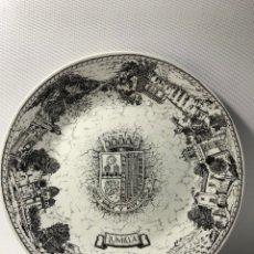 Vintage: PLATO DECORATIVO DE JUMILLA ··· VISTA POR E. PALENZUELA ··· . Lote 194508168