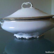 Vintage: ANTIGUA SOPERA INGLESA . Lote 194557521