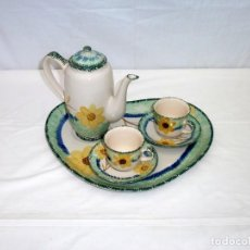 Vintage: JUEGO DE CAFE TU Y YO.. Lote 194634640