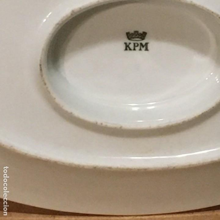 Vintage: Salsera de porcelana de Berlín - Foto 5 - 194890880