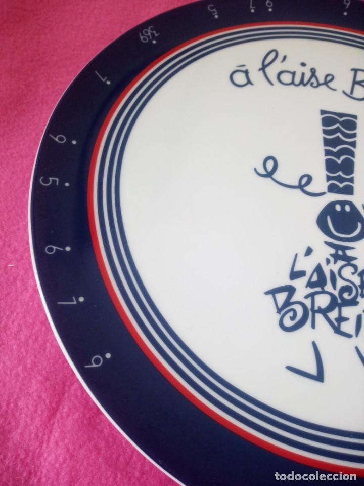 Vintage: Plato de porcelana a l´aise breizh - Foto 5 - 195362355