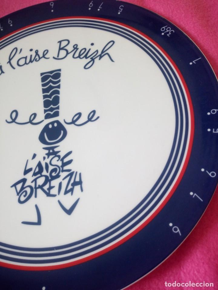 Vintage: Plato de porcelana a l´aise breizh - Foto 6 - 195362355