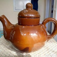 Vintage: TETERA ESTILO BROWN BETTY INGLESA. Lote 195636695
