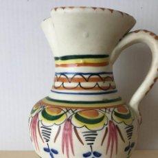 Vintage: JARRA DE COLORES . Lote 195646526