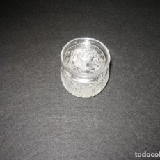 Vintage: MINI BOMBONERA CON FILIGRANAS EN RELIEVE. Lote 196923906