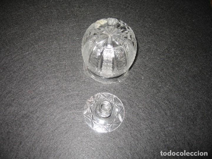 Vintage: MINI BOMBONERA CON FILIGRANAS EN RELIEVE - Foto 3 - 196923906