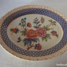 Vintage: FUENTE PARA SERVIR PORCELANA. Lote 200286296