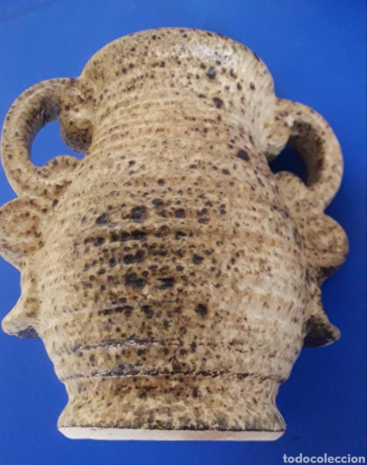 Vintage: Preciosa ceramica jarra de gres vintage de diseño - Foto 4 - 201786322
