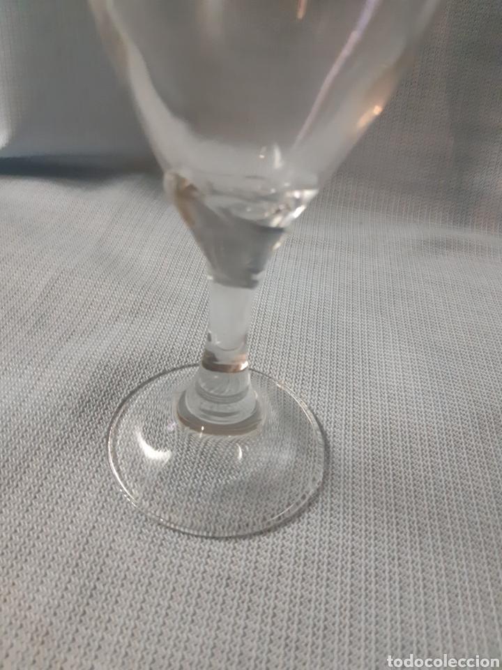 Vintage: CRISTALERIA DE 36 PIEZAS 4 Clases de copas diferentes - Foto 2 - 202599356