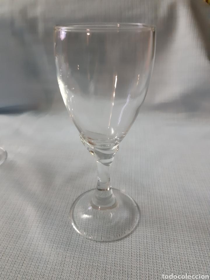 Vintage: CRISTALERIA DE 36 PIEZAS 4 Clases de copas diferentes - Foto 6 - 202599356