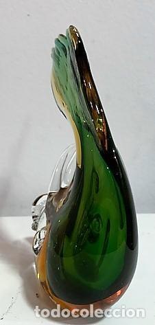 Vintage: Sommerso, pez de cristal. - Foto 3 - 202985935