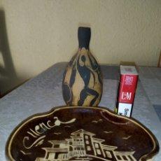 Vintage: PIEZAS TERRACOTA CUENCA. Lote 204550426