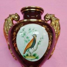 Vintage: JARRÓN DE PORCELANA. Lote 206256586