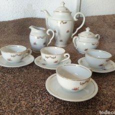Vintage: VAJILLA CAFE. Lote 206443218