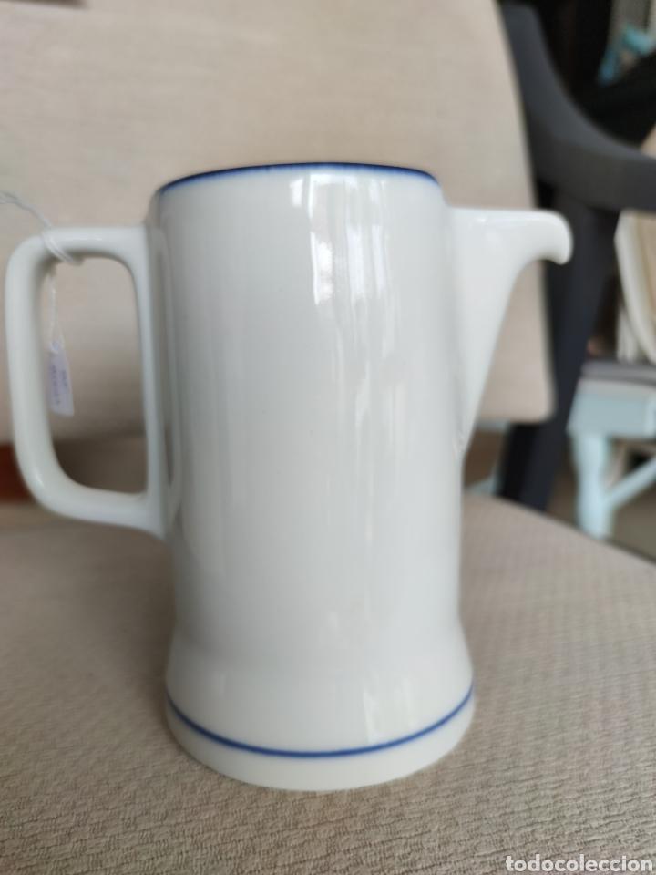 JARRA DE LECHE PORCELANA BIDASOA (Vintage - Decoración - Porcelanas y Cerámicas)