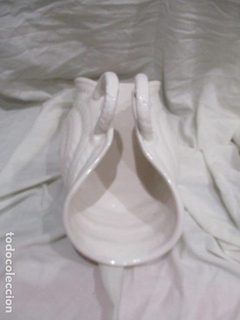 Vintage: Cesta de centro de mesa de porcelana - Foto 2 - 207380210