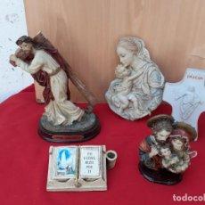 Vintage: FIGURAS RELIGIOSAS. Lote 208300921