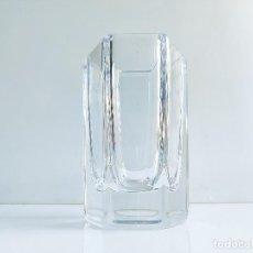 Vintage: KOSTA BODA ART GLASS JARRÓN BY EDEN FALK. Lote 209291237