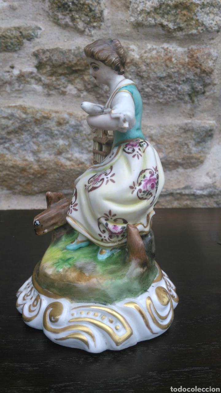 Vintage: Figura capodimonte - Foto 3 - 209326793
