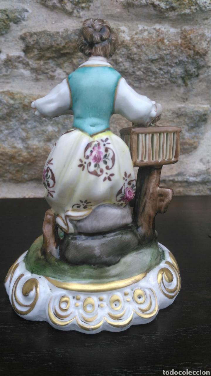 Vintage: Figura capodimonte - Foto 5 - 209326793