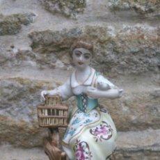 Vintage: FIGURA CAPODIMONTE. Lote 209326793