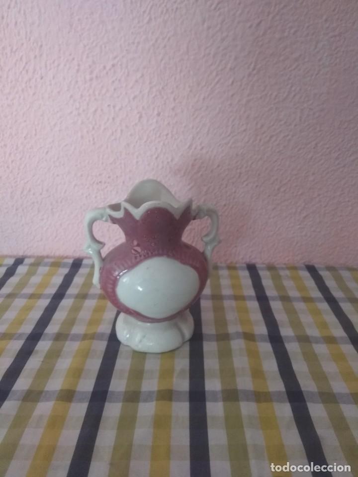 FLORERO ANTIGUO (Vintage - Decoración - Jarrones y Floreros)