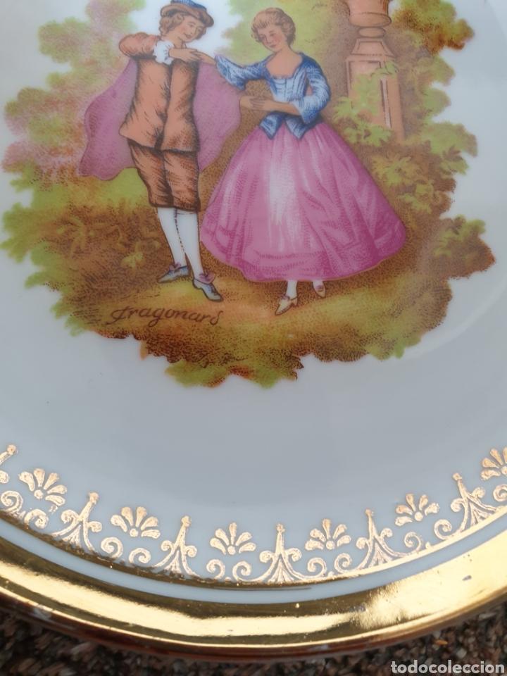 Vintage: Plato porcelana - Foto 2 - 210022603