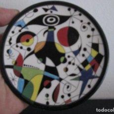 Vintage: PLATITO DE CERAMICA SERIE MIRO. Lote 210224520