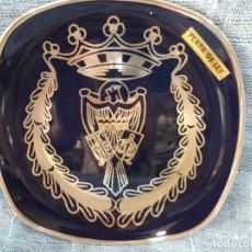Vintage: PLATO OFICIOS -PROCURADOR-JUSTICIA-. Lote 213199045