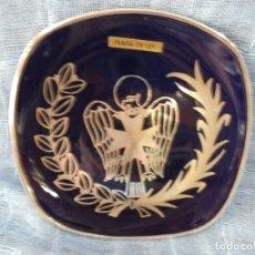 Vintage: PLATO OFICIOS ENFERMERÍA A.T.S.. Lote 213200005